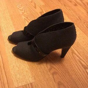 Brand new slip on heels